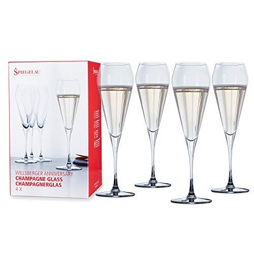 Imperial Willsberger Anniversary - Copas de champán (4 unidades)