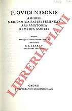 P. Ovidi Nasonis amores, Medicamina, Faciei femineae Ars Amatoria Remedia Amoris