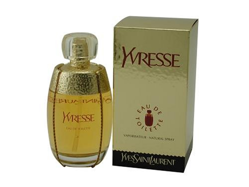 Yvresse By Yves Saint Laurent For Women. Eau De Toilette Spray 3.3 Ounces