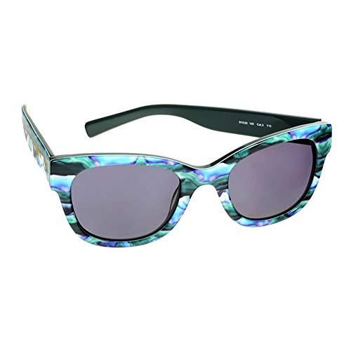 Liebeskind Damen Kunststoff Sonnenbrille 52-22-140-10369, Farbe:Farbe 5