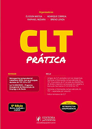 CLT Prática - 6° Edição (2021)