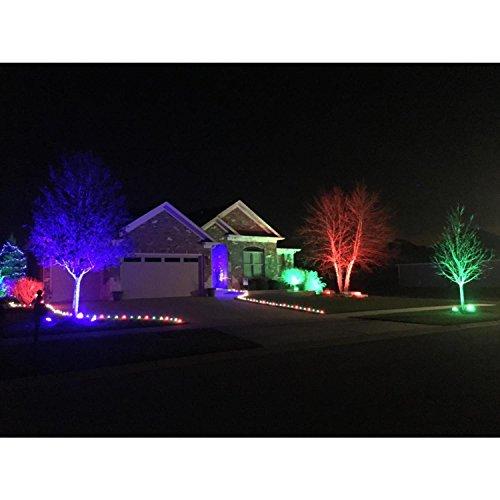 Westinghouse Lighting 3314700 100-Watt Equivalent PAR38 Flood Red Outdoor Weatherproof LED Light Bulb with Medium Base, 1 Pack