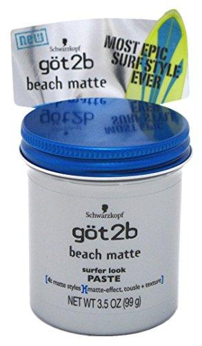 GOT 2B Beach Matte Paste 3,5 once (6 pezzi)