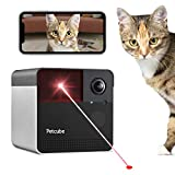 [New 2019] Petcube Play 2 Wi-Fi Pet Camera with Laser Toy & Alexa Built-In, for...