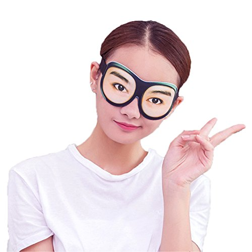 Sinrier.EP Funny Eyeshade,Sleep Mask for Sleeping - Your Best Travel Sleeping Helper,Eyeshade for Men Women Kids