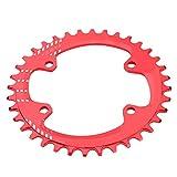 Keenso Corona per Bicicletta, 32T 36T 38T Anello per Catena BCD 96MM Anello per Catena Sin...