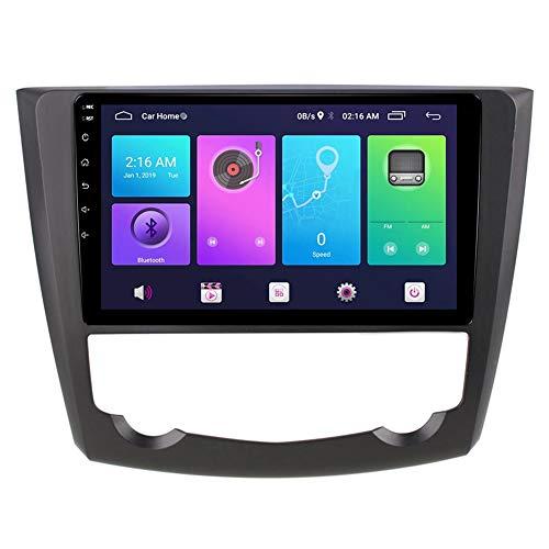 XXRUG Android Car Stereo Sat Nav para Renault KADJAR 2015-2019 Unidad Principal Sistema de navegación GPS SWC 4G WiFi BT USB Mirror Link Carplay Integrado