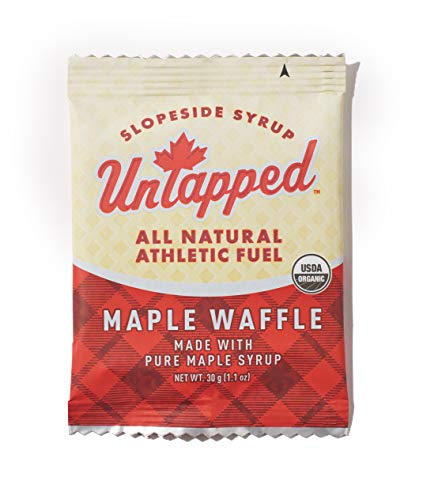 UnTapped Organic Maple Waffl Box of 16