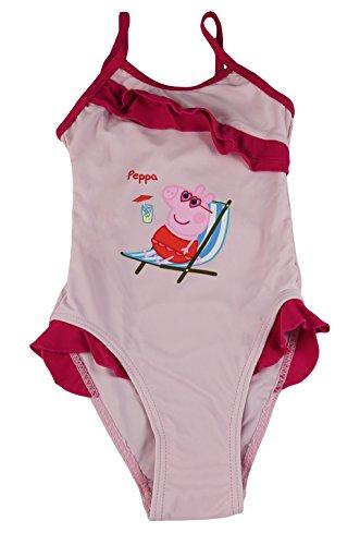 Unbekannt Peppa Pig Badeanzug Rosa/Pink (6 Jahre)