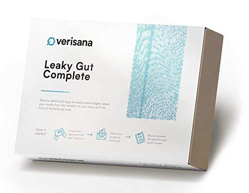 Leaky Gut Complete Stool Test – Determine Leaky Gut...