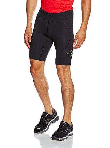 ASICS - - Pantalones, Color Negro, Talla M