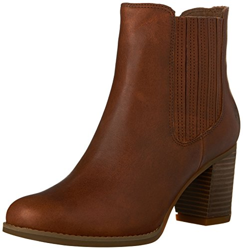 Timberland Atlantic Heights, Botas Mujer, Marrón (Brown), 36 EU