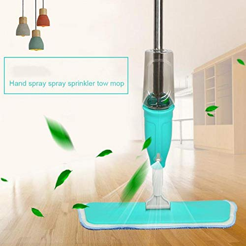 DIANZI Mopp Huisreinigingsspray Mopp Spray water sleeptouw handvat wassen plat houten vloer badkamer tegels huis keuken reinigingsgereedschap