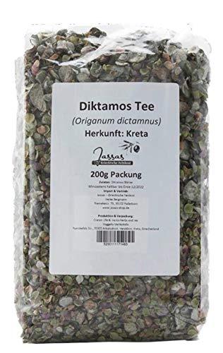 Diktamos Tee von Kreta 200g Packung Jassas-Shop