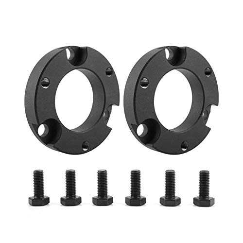 RJJX 2ST Auto-Front Leveling Lift Kit Metall schwarz Sitz for Toyota Tacoma 1995-2004 4Runner 1995 1996 1997 1999 2000 2001 2002 4WD 2WD