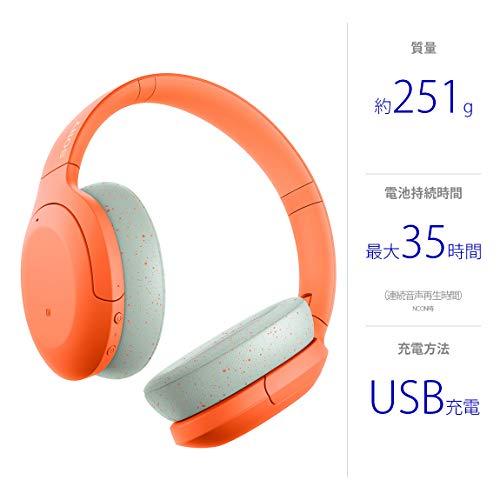 SONY(ソニー)『ワイヤレスノイズキャンセリングステレオヘッドセット(WH-H910N)』