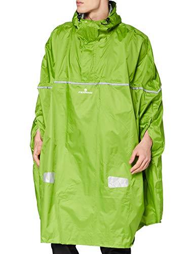 Ferrino Dryride – Poncho de Pluie Unisexe pour Adulte Taille Unique Vert