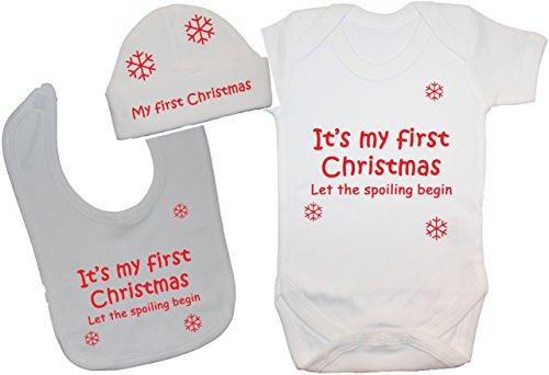 Acce Products - Ensemble - Manches Courtes - Bébé (garçon) 0 à 24 mois - Blanc - XXXS