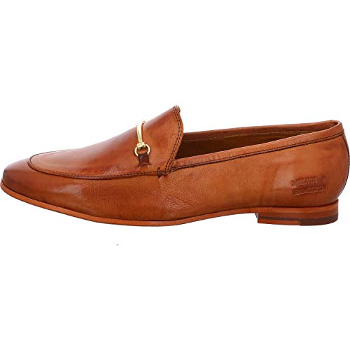 MELVIN & HAMILTON MH HAND MADE SHOES OF CLASS Damen Scarlett 22 Slipper, Braun (Tan Gold), 38 EU