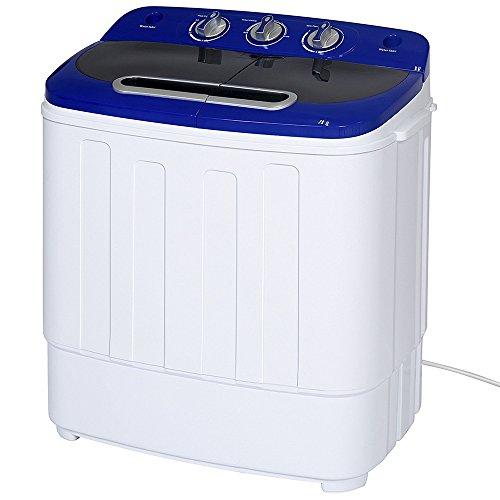 Display4top lavatrice mini-lavatrice capacità 4,2 kg acqua e risparmio energetico