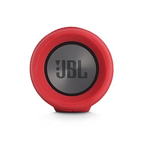 JBL Charge 3 - Waterproof Portable Bluetooth Speaker (Red)