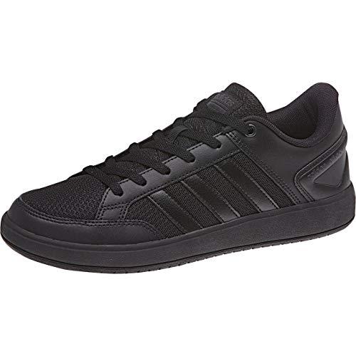 adidas Cloudfoam All Court, Zapatillas de Tenis para Mujer, Negro (Cblack/Cblack/Ftwwht 000), 37 1/3 EU