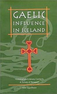 Gaeilic Influences in Iceland
