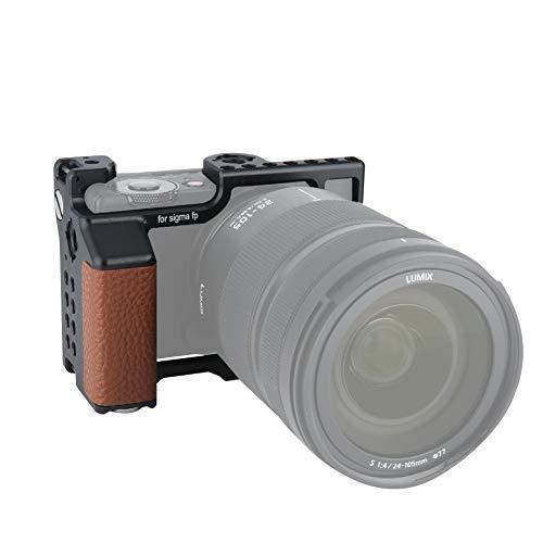 NICEYRIG - Jaula para cámara SIGMA FP con empuñadura de piel