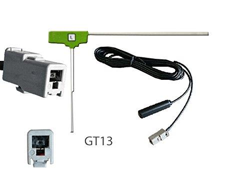 [Rn1186]GT13 フィルムアンテナ ワンセグ 1枚 1本 Clarion Panasonic等