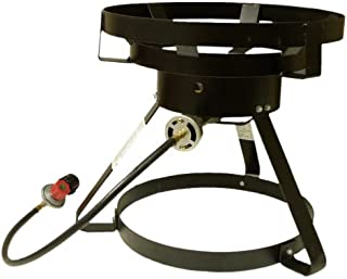 King Kooker 1700 17-1/2-Inch Portable Propane Outdoor Cooker Package