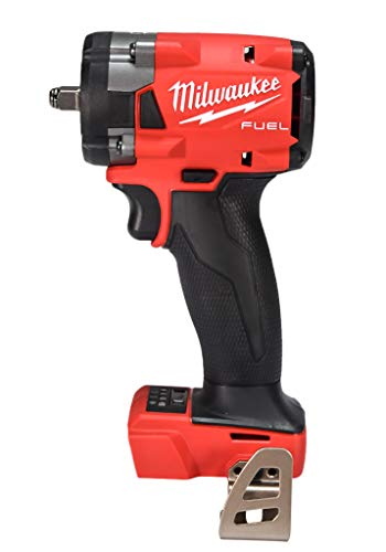 Milwaukee 2854-20 M18 18V Fuel 3/8″ Compact Impact Wrench W/ Friction Ring