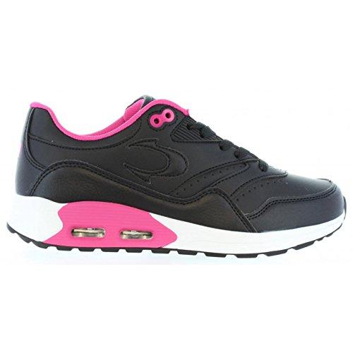 John Smith Sportschuhe für Damen Risen L W 16I Negro Schuhgröße 38