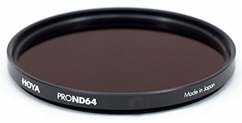 Hoya 72mm PROND 64 Neutral Density ND Filter, 6 Stops (1.8)