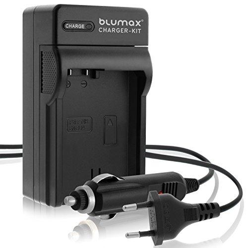 Blumax Ladegerät für Nikon EN-EL14 / EN-EL14a Zubehör für Nikon Nikon D3100 D3200 D3300 D3400 D5100 D5200 D5300 D5500 D5600 -Nikon Coolpix P7100 P7000 P7800