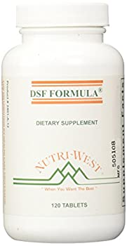 nutri-west DSF Formula Tablets 120 Count