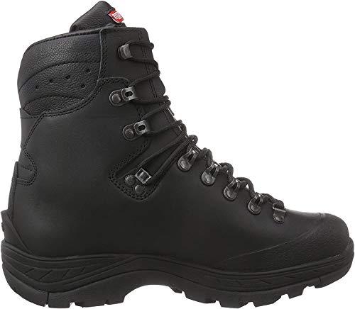 Hanwag Herren Alaska Winter GTX Trekking- & Wanderstiefel, Schwarz (Black), 44 EU