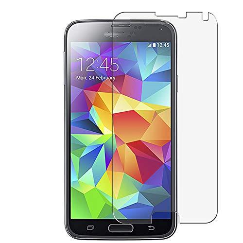 Vaxson 3 Unidades Protector de Pantalla, compatible con Samsung Galaxy S5 Plus G901F [No Vidrio Templado] TPU Película Protectora