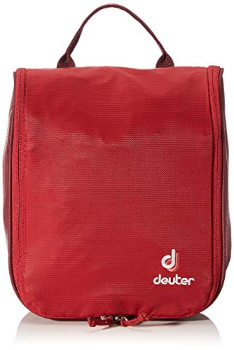 Deuter Wash Center II Toilettas, cranberry-maron