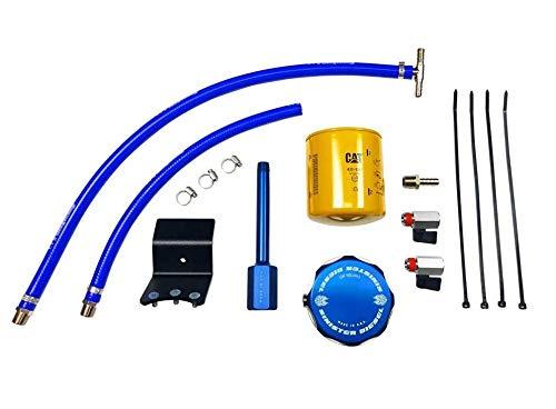 Sinister Diesel Coolant Filtration System for 2011-2016 Ford Powerstroke 6.7L