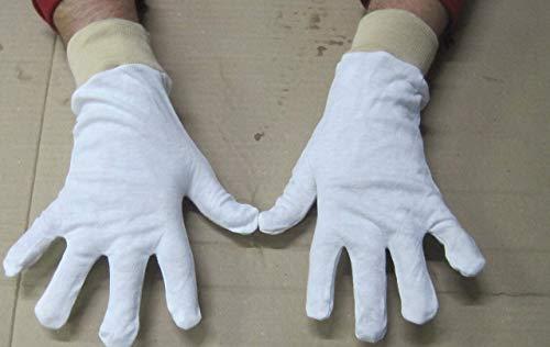 NVA 1 Paar Parade Handschuhe Fasching Karneval sehr klein !!!