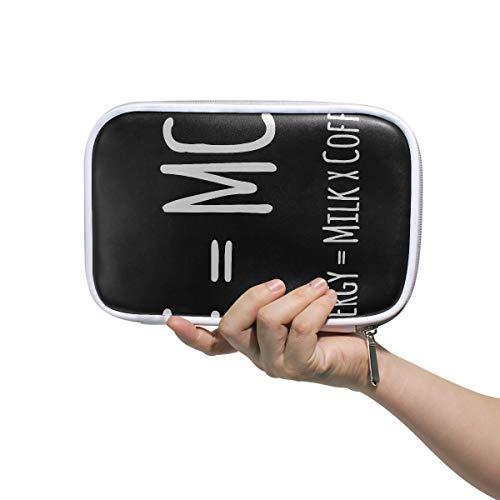 Schönheit Kosmetiktasche Prited Inspiration Zitat Brief Worte Kinder Kulturbeutel Jungen Stationäre Box Multifunktionale Mode Kosmetiktasche Für Männer Frauen