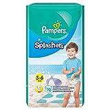 Pampers Splashers Größe5-6, 10Einweg-Schwimmwindeln - 3