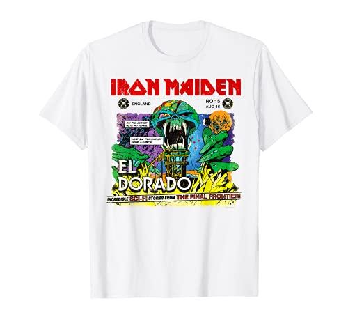 Iron Maiden - El Dorado Camiseta