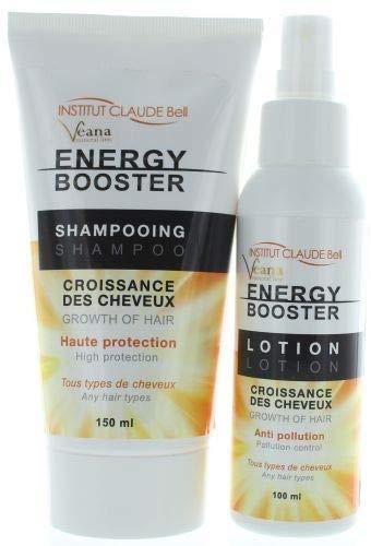 Haarwachstumsbeschleuniger Shampoo + Lotion – Haarwachstum, Haarlotion, Haarwachstum Beschleunigen, Hair shampoo für haarwachstum, Anti Haarausfall für dünnes Haar, Behandlung gegen Haarausfall