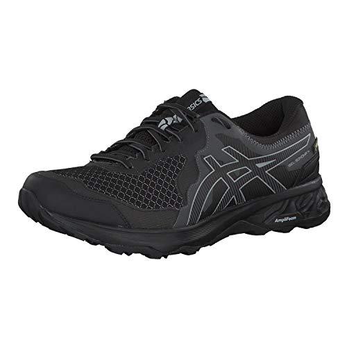 Asics Gel-Sonoma 4 G-TX 1011a210-001, Zapatillas de Entrenamiento Hombre, Negro, 41.5 EU