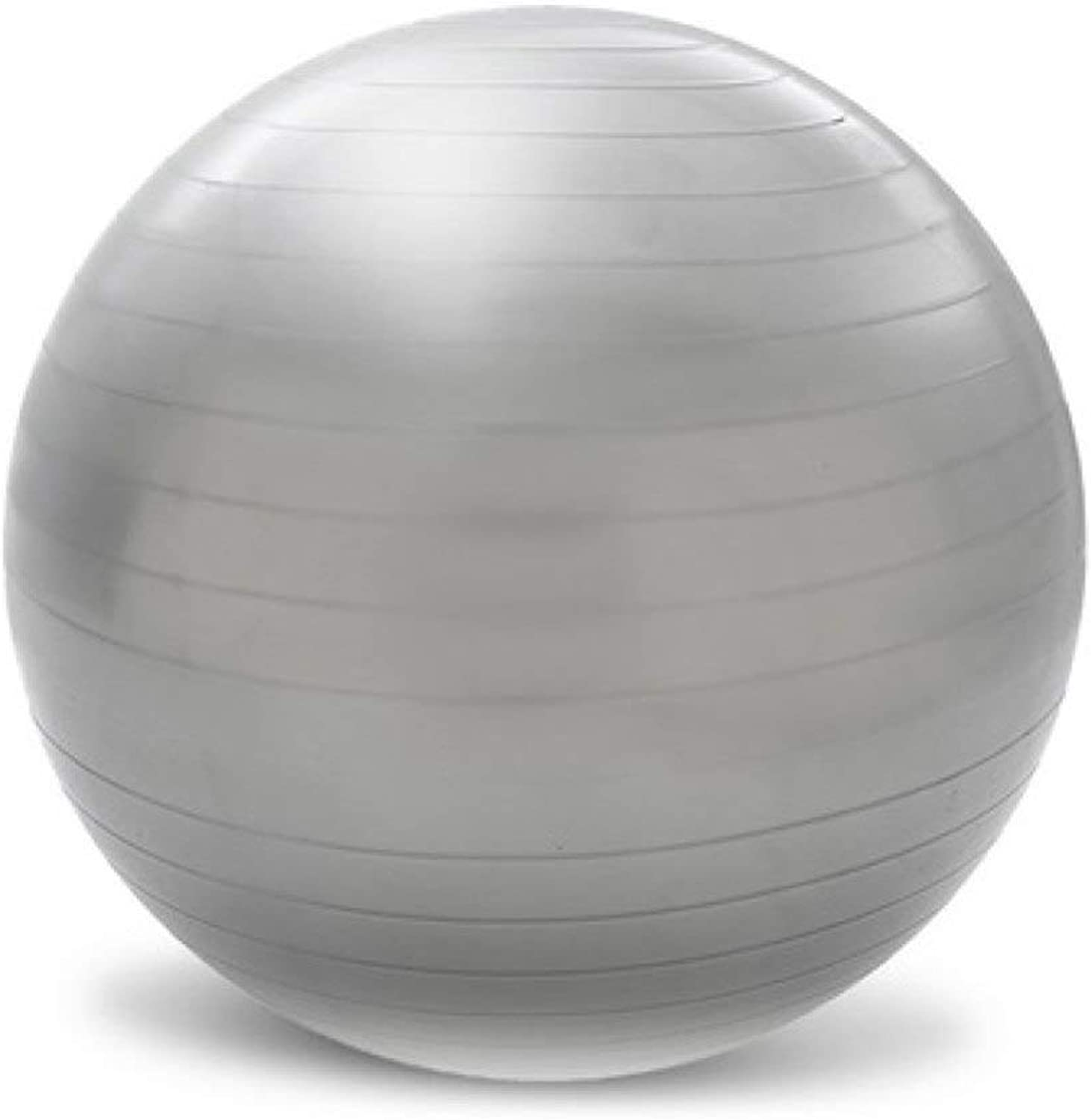 YKXIAOSI Yoga Ball ExplosionProof Yoga Ball Inflatable Yoga Ball PVC Yoga Ball Yoga Ball (with Pump)