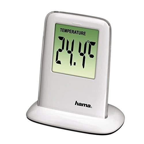 Hama TC220 Thermomètre LCD 0°c à 50° Blanc