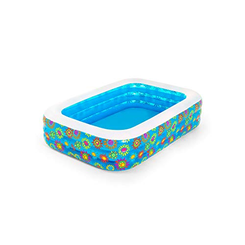 Bestway Family Pool Fantasia, 229 x 152 x 56 cm