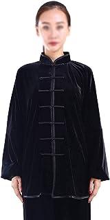 Plus polar Taichi mundurek unisex zen odzież do medytacji jesień i zima sztuki walki garnitur Kung Fu poranna ćwiczenia od...