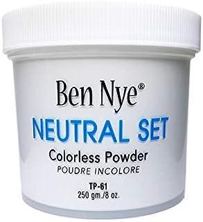 Ben Nye Neutral Set Powder 8 Oz./226 Gm